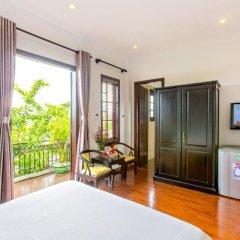 Отель Riverside Impression Homestay Villa 3* Номер Делюкс с 2 отдельными кроватями фото 3