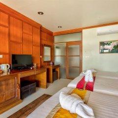 Отель Palm Beach Resort 3* Стандартный номер с различными типами кроватей фото 6
