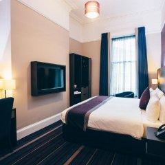 Lorne Hotel Glasgow Глазго комната для гостей