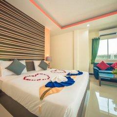 Santiphap Hotel & Villa 3* Апартаменты с различными типами кроватей фото 3