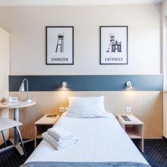 Economy Silesian Hotel комната для гостей фото 5
