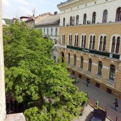 Гостиница Old Lviv парковка