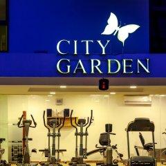 Отель City Garden Pratamnak Condominium By Mr.butler Паттайя фитнесс-зал