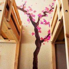 Hostel Kak Doma Кровать в женском общем номере с двухъярусной кроватью фото 2