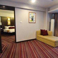 Ambassador Bangkok Hotel 4* Улучшенный номер фото 5