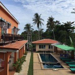 Отель Private lodge beachside & pet for children Таиланд, Самуи - отзывы, цены и фото номеров - забронировать отель Private lodge beachside & pet for children онлайн фото 7