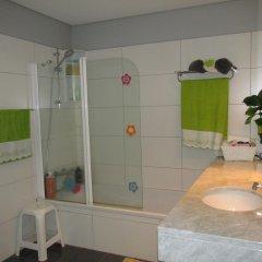 Отель Vivenda Madalena Машику ванная