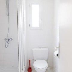 Отель Apart Inn Paris - Cambronne Франция, Париж - отзывы, цены и фото номеров - забронировать отель Apart Inn Paris - Cambronne онлайн ванная