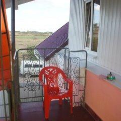 Гостиница Чайка балкон