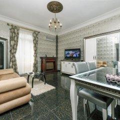 Апартаменты Luxrent apartments на Льва Толстого комната для гостей фото 10