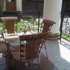Гостиница Almaty Sapar балкон