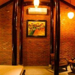 Отель The Grass Vy Homestay Хойан спа