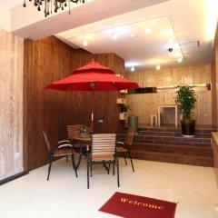 Отель GUEST HOUSE the hill Южная Корея, Сеул - отзывы, цены и фото номеров - забронировать отель GUEST HOUSE the hill онлайн интерьер отеля