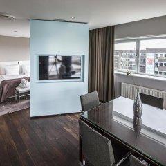 Hotel Scandic Sluseholmen Копенгаген комната для гостей фото 5