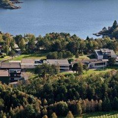 Отель Borg Bed & Breakfast Норвегия, Олесунн - отзывы, цены и фото номеров - забронировать отель Borg Bed & Breakfast онлайн приотельная территория фото 2