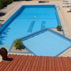 Отель Helgas Paradise бассейн фото 2
