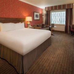 Отель Hilton Glasgow комната для гостей фото 13