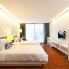 Отель X2 Vibe Phuket Patong 4* Стандартный номер двуспальная кровать фото 3