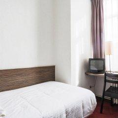 Отель Hôtel Van Belle 3* Стандартный номер с различными типами кроватей фото 3
