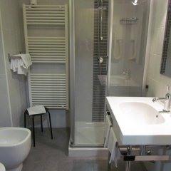 Hotel Leon Bianco Адрия ванная