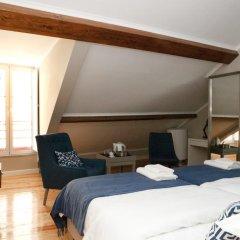 Отель Flores Guest House 4* Стандартный номер с двуспальной кроватью фото 13