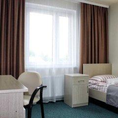 IT Time Hotel 2* Стандартный номер с различными типами кроватей фото 4