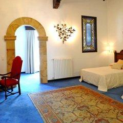 Отель San Román de Escalante 4* Люкс с различными типами кроватей фото 15