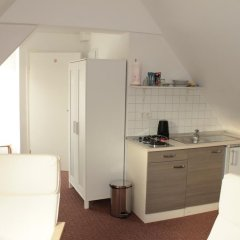 Апартаменты KLN Apartments Кёльн в номере