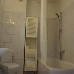 Отель Krajowej Польша, Сопот - отзывы, цены и фото номеров - забронировать отель Krajowej онлайн ванная фото 2