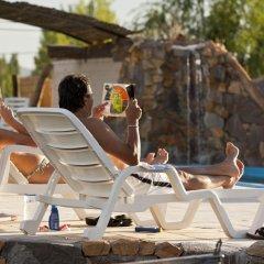 Отель Cabañas Y Suites Villa Bonita Вейнтисинко де Майо пляж фото 2