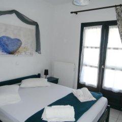 Отель Olive House Ситония комната для гостей