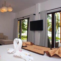 Отель Vinh Hung Riverside Resort & Spa 3* Номер Делюкс с различными типами кроватей фото 13