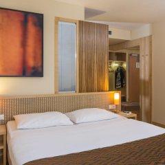 Hotel Max Brown 7Th District Номер Комфорт с различными типами кроватей фото 3