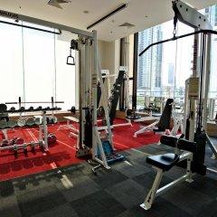 Отель Somerset Park Suanplu Bangkok фитнесс-зал фото 2