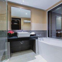 Отель Thanthip Beach Resort 3* Номер Делюкс с двуспальной кроватью фото 6