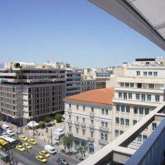 Отель Athens Center Panoramic Flats Афины балкон