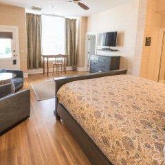Отель Harbor House Inn 3* Студия Делюкс с различными типами кроватей фото 6