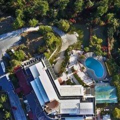 Отель Philippion Beach Салоники помещение для мероприятий