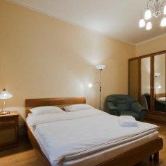 Апартаменты LikeHome Апартаменты Тверская Студия Делюкс разные типы кроватей фото 21