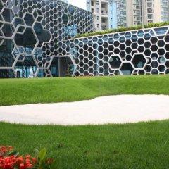 Отель Sun Flower Hotel and Residence Китай, Шэньчжэнь - отзывы, цены и фото номеров - забронировать отель Sun Flower Hotel and Residence онлайн спортивное сооружение
