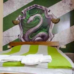 Hogwarts Hostel Стандартный номер с различными типами кроватей фото 2