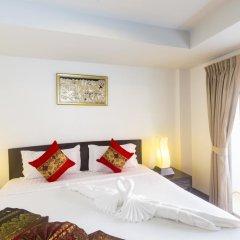 Отель Silver Resortel Улучшенный номер с двуспальной кроватью фото 9