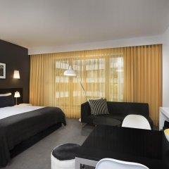 Adina Apartment Hotel Berlin Hackescher Markt 4* Студия с двуспальной кроватью фото 3