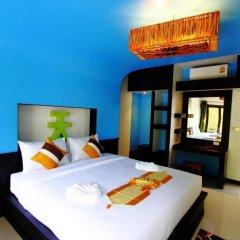Отель AC 2 Resort 3* Номер Делюкс с различными типами кроватей фото 31