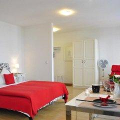 Отель Appartement Dresden Германия, Дрезден - отзывы, цены и фото номеров - забронировать отель Appartement Dresden онлайн комната для гостей фото 2