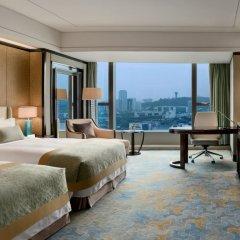 Kempinski Hotel Xiamen 5* Номер Делюкс с различными типами кроватей