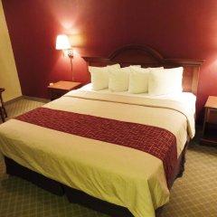 Отель Red Roof Inn Meridian 2* Улучшенный номер с различными типами кроватей фото 3