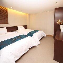 Namsan Hill Hotel 3* Стандартный номер с 2 отдельными кроватями фото 3