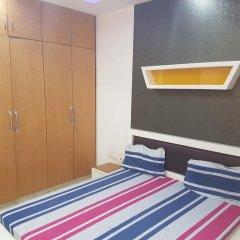 Отель Luxury Inn Апартаменты с различными типами кроватей