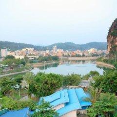 Ha Long Park Hotel 2* Номер Делюкс с различными типами кроватей фото 5